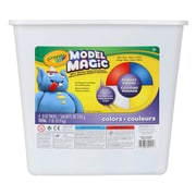 Crayola Model Magic Bucket, 2 lb., Primary Colours (BIN4415)