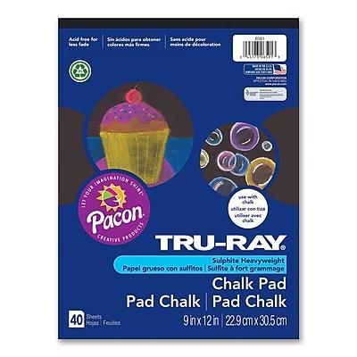 Tru Ray Chalk Paper Pad, 9