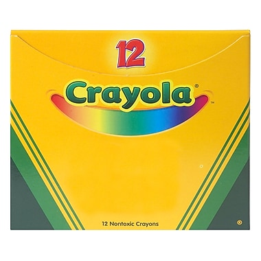 Crayola Bulk Crayons 12ct Violet (BIN520836040). Sold as a set of 12 boxes, each box has 12 crayons for a total of 144