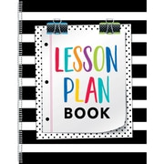 Creative Teaching Press Bold and Bright Lesson Plan Book, 3/Set (CTP2092)