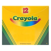 Crayola Bulk Crayons 12ct Black (BIN83651). Sold as a set of 12 boxes, each box has 12 crayons for a total of 144