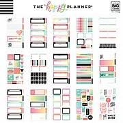 The Happy Planner Value Pack Stickers, Mini Productivity (PPSV-32-3048)