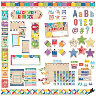 Creative Teaching Press Upcycle Style Classroom Collection, 31.75