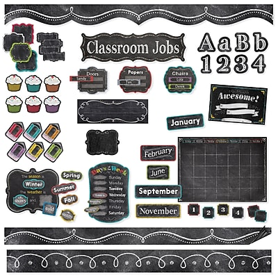 Creative Teaching Press Chalk It Up Classroom Collection, 31.75