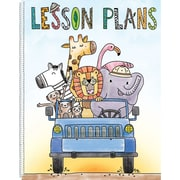Creative Teaching Press Safari Friends Lesson Plan Book, 3/Set (CTP2074)