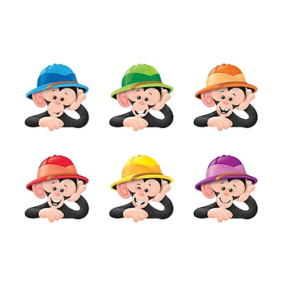 Trend Monkey Mischief® Hats Classic Accents® Variety Pack, 6