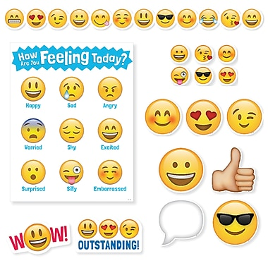 Creative Teaching Press Emojis Pack, 31.75