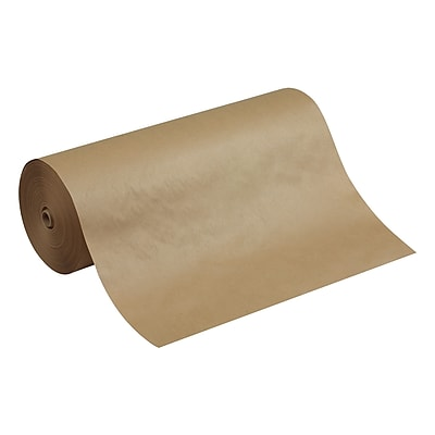 Pacon Natural, Lightweight Kraft Roll, 24