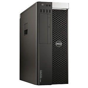 Dell Precision T5810 Intel Xeon E5-1607 v4 1TB HDD 16GB RAM Windows 7 Professional Workstation