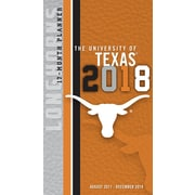 TEXAS LONGHORNS 2017-18 17-MONTH PLANNER