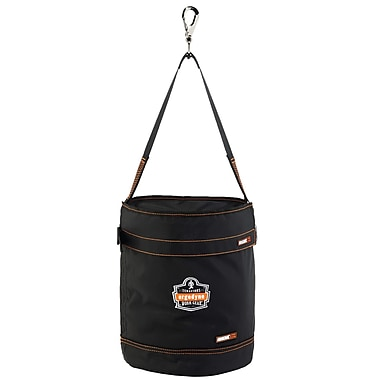 Arsenal® 5970T Swiveling Hook Polyester Hoist Bucket with Top, M, 1 pack (14870)