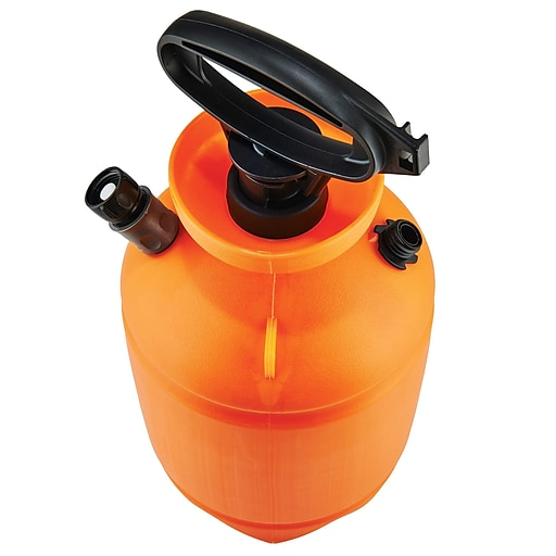 SHAX® 6095T Misting Tank with Quick Connect and Handle, 2 Gallon, 1 pack (12160)