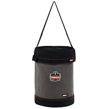 Arsenal® 5930T Web Handle Canvas Hoist Bucket with Top, L, 1 pack (14830)