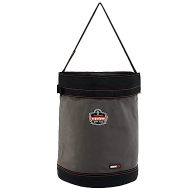 Arsenal® 5935T XL Web Handle Canvas Hoist Bucket with Top, XL, 1 pack (14835)