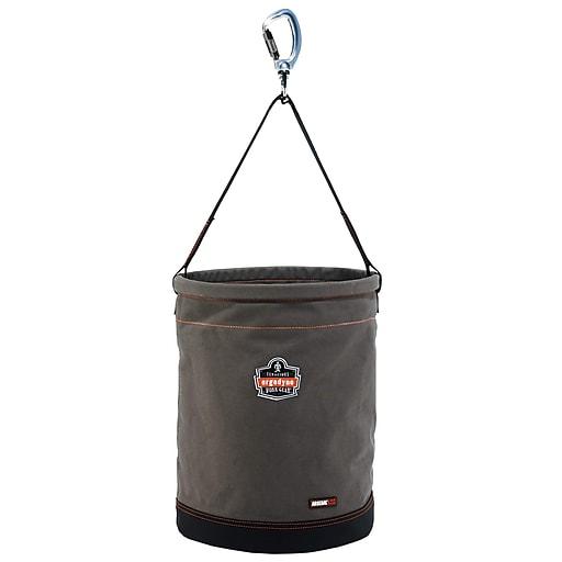 Arsenal® 5945 XL Swiveling Carabiner Canvas Hoist Bucket, XL, 1 pack (14945)