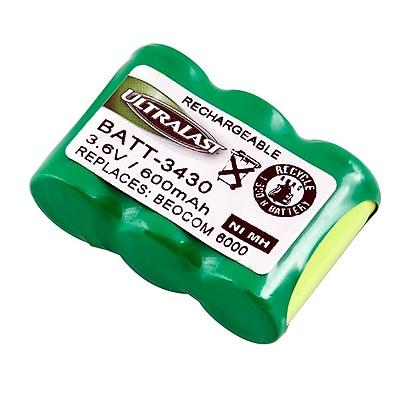 Ultralast BATT-3430 3.6 V Ni-MH Cordless Phone Battery For AT&T 3430 (BATT-3430)