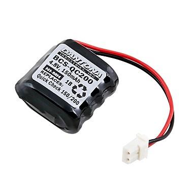 Dantona BCS-QC200 4.8 V Ni-MH Bar Code Scanner Battery For Hand Held Products QC 150 (BCS-QC200)