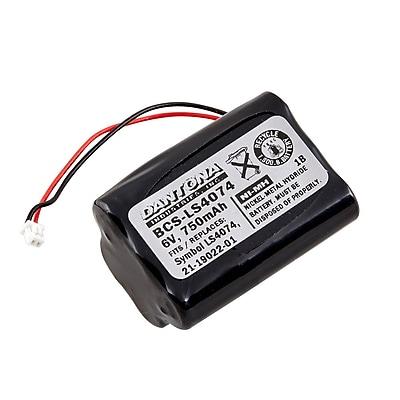 Dantona BCS-LS4074 6 V Ni-MH Bar Code Scanner Battery For Symbol LS4070 (BCS-LS4074)