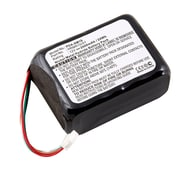 Dantona PDA-XM16 12 V Ni-MH Wireless Speaker Battery For Logitech Squeezebox Radio (PDA-XM16)