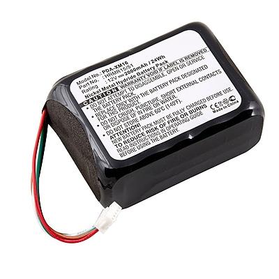 Dantona PDA-XM16 12 V Ni-MH Wireless Speaker Battery For Logitech Squeezebox Radio (PDA-XM16)