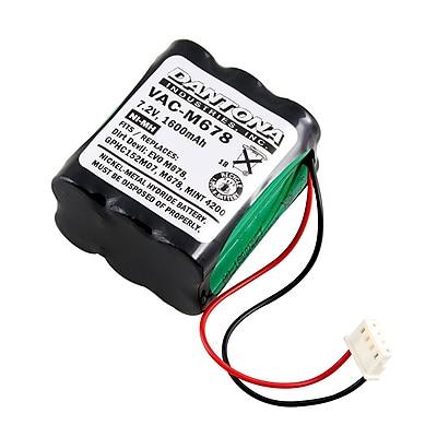 Dantona VAC-M678 7.2 V Ni-MH Vacuum Battery For iRobot - Braava 320 (VAC-M678)