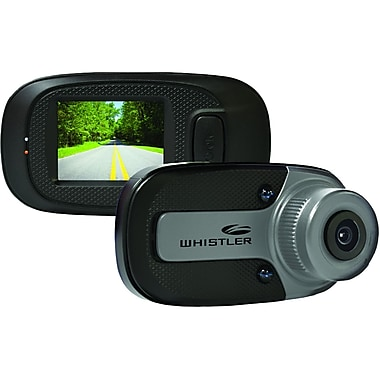Whistler D12vr D12vr 1080p/720p Hd Automotive Dvr With 1.5