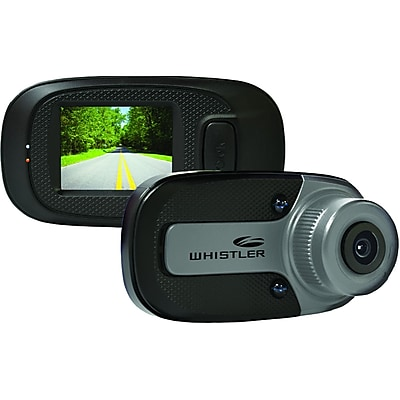 Whistler D12vr 1080p/720p Hd Automotive Der with 1.5