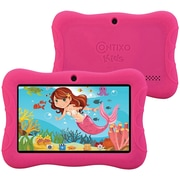 Contixo K3 Kids HD 7-inch Tablet, 1GB RAM, (Android), Pink (K3-PINK)
