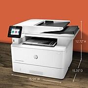 HP LaserJet Pro M428fdw Wireless Monochrome Laser Multifunction Printer with Duplexing (W1A30A)