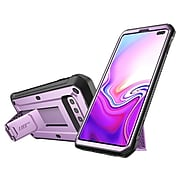 SUPCASE Unicorn Beetle Pro Purple Rugged Case for Samsung Galaxy S10+ (SUP-Galaxy-S10Plus-UBPro-Purple)