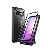 SUPCASE Unicorn Beetle Pro Black Rugged Case for Samsung Galaxy S10 (SUP-Galaxy-S10-UBPro-Black)