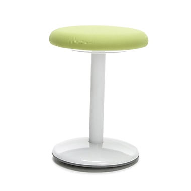 OFM Orbit Series Active Stool 18 Inch High - Fabric Green (2818-ATV-GRN)