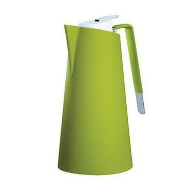 Primula® Soft Grip Thermal Kata Pitcher, 52 oz., Green (PKAGN5415)