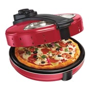 Hamilton Beach® Electric Pizza Maker, Red (31700)