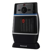 Honeywell® Easy-Glide 1500 W Portable Digital Ceramic Heater, Black (HZ370BP)