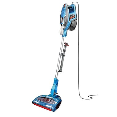Shark® Rocket® with DuoClean™ Upright Vacuum Cleaner, Plasma Blue (HV381)