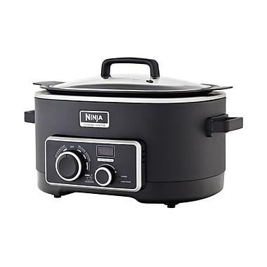Ninja® 3 In 1 Cooking System, Black (MC751)