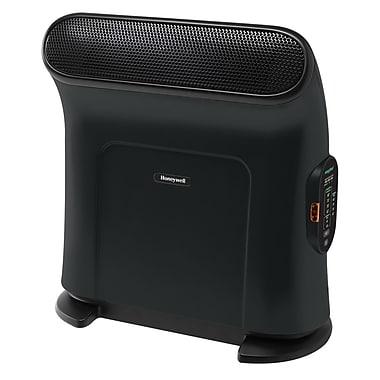 Honeywell® EnergySmart 1500 W Portable Ceramic ThermaWave Heater, Black (HZ860)