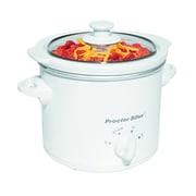 Proctor Silex® 1.5 qt Slow Cooker, White (33015Y)