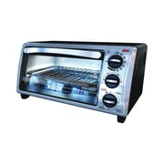 Black & Decker™ 4-Slice Toaster Oven, Black (TO1313SBD)