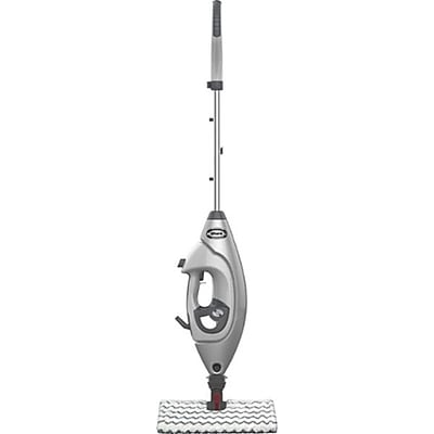 Shark Lift-Away Pro Steam Pocket Mop, White/Silver