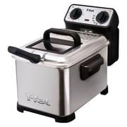 T-fal® Family Pro 3.17 qt Professional Deep Fryer, Silver (FR4049001)
