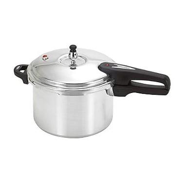 T-fal® Mirro 8 qt Pressure Cooker, Silver (92180A)