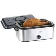 Hamilton Beach® 22 qt Roaster Oven, Stainless Steel (32229R)