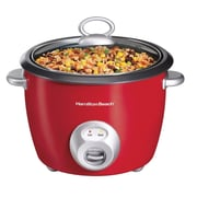 Hamilton Beach® 20 Cup Rice Cooker, Red (37538N)