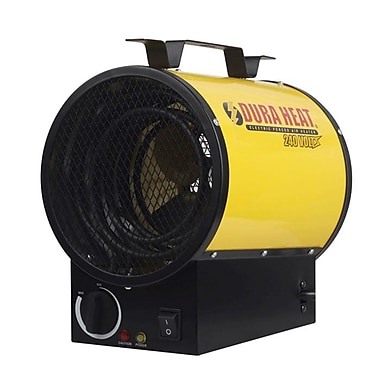 World Marketing Electric Forced Air Heater, Yellow (EUH5000)