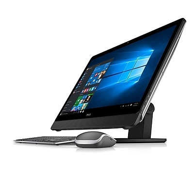 """Dell Inspiron 24-7459 23.8""""Touchscreenintel Core i5-6300HQ X4 2.3GHz, Silver (Certified Refurbished)"""