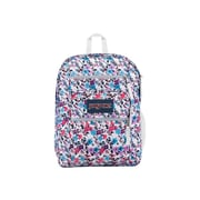 JanSport Big Student Petal To The Metal Laptop Backpack, Floral, Multicolor (JS0A47JK5Q9)