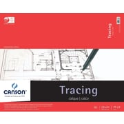 "Canson Foundation Series Tracing Paper Pad 19""X24""-50 Sheets"