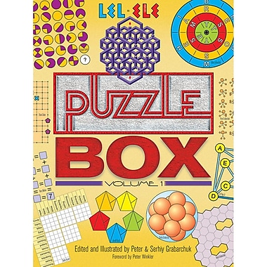 Dover Publications-Puzzle Box Vol. 1
